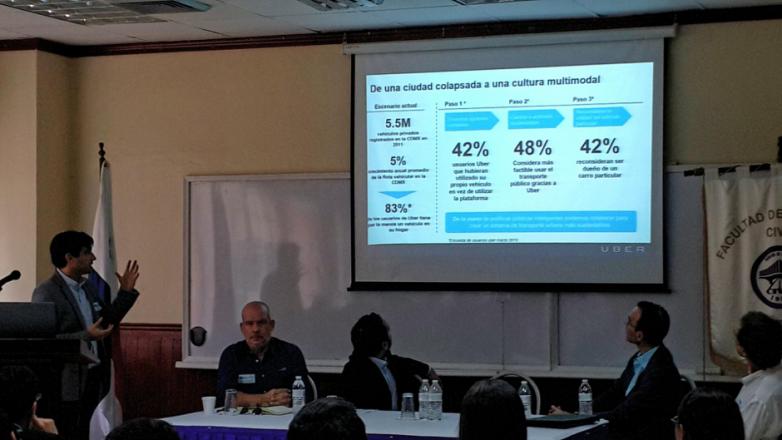Foro de Movilidad Sustentable e Innovación en la Universidad Tecnológica de Panamá